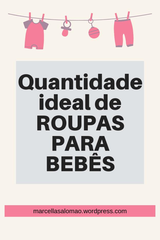 """Banner com o título """"Quantidade ideal de roupas para bebês"""""""